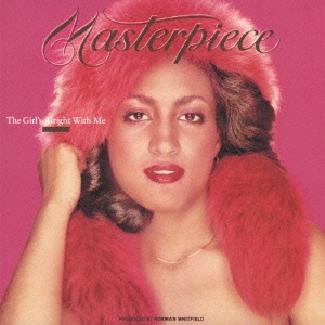 Masterpiece (Soul)/ガールズ・オールライト・ウィズ・ミー<完全生産限定盤>[WPCR-27725]