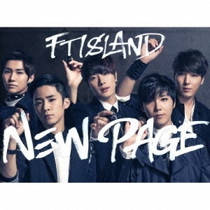 NEW PAGE [CD+DVD]<初回限定盤A>