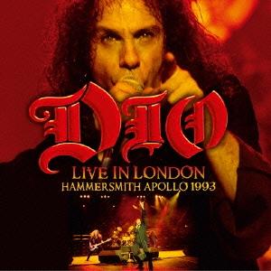 Dio (Rock)/ライブ・イン・ロンドン ハマースミス・アポロ 1993 [VQCD-10367]