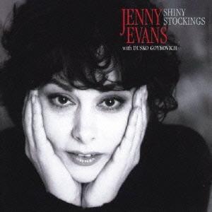 Jenny Evans/シャイニー・ストッキングス<完全限定生産盤>[CDSOL-6618]