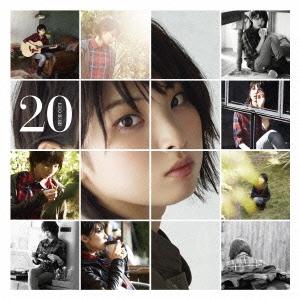 20 [CD+DVD]<初回限定盤> CD