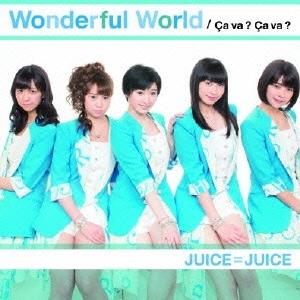Wonderful World/Ca va ? Ca va ?(サヴァサヴァ) [CD+DVD]<初回生産限定盤C>