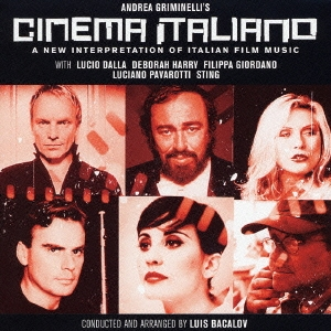 「シネマ・イタリアーノ」オリジナル・サウンドトラック