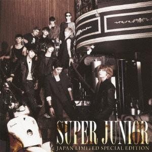 SUPER JUNIOR/SUPER JUNIOR JAPAN LIMITED SPECIAL EDITION -SUPER SHOW3 開催記念盤- [CD+DVD][AVCK-79013B]