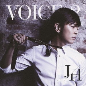 John-Hoon/VOICE 2 [CD+DVD]<初回限定盤>[UPCH-9780]