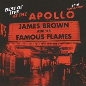 James Brown/ベスト・オブ・ライヴ・アット・ジ・アポロ [UICY-15228]