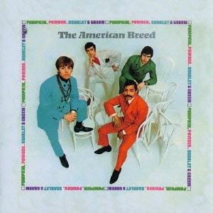 The American Breed/パンプキン・パウダー・スカーレット&グリーン [VSCD-5141]
