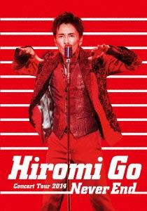郷ひろみ/Hiromi Go Concert Tour 2014 Never End [SRBL-1636]