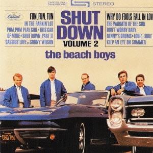 The Beach Boys/シャット・ダウン VOL.2 [プラチナSHM]<初回限定盤>[UICY-40108]