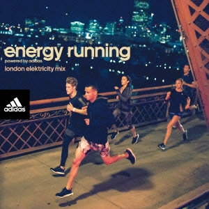 London Elektricity/energy running powered by adidas -London Elektricity Mix -[LSMR-2012]
