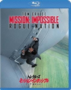 ミッション:インポッシブル/ローグ・ネイション Blu-ray Disc
