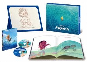 ジョン・マスカー/モアナと伝説の海 MovieNEX プレミアム・ファンBOX [Blu-ray Disc+DVD] [VWAS-6509]