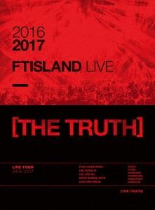 2016-2017 FTISLAND LIVE [THE TRUTH] [2DVD+PHOTOBOOK] DVD