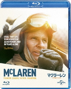 ロジャー・ドナルドソン/マクラーレン 〜F1に魅せられた男〜[GNXF-2327]