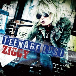 ZIGGY/TEENAGE LUST [CD+DVD][PECF-3198]