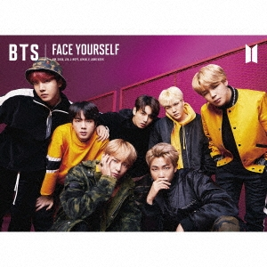 FACE YOURSELF [CD+DVD+ブックレット]<初回限定盤B> CD