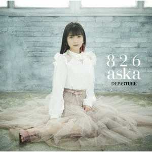 TOWER RECORDS ONLINEで買える「826aska/DEPARTURE<TYPE-2>[YCCS-10070]」の画像です。価格は1,650円になります。