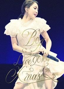 "BoA THE LIVE 2018 ""X'mas"" DVD"