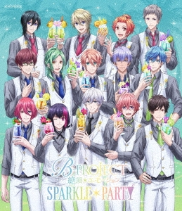 B-PROJECT 絶頂*エモーション SPARKLE*PARTY<完全生産限定版> DVD
