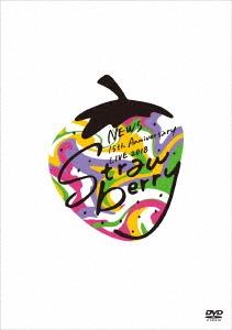 "NEWS 15th Anniversary LIVE 2018 ""Strawberry""<通常仕様> DVD"