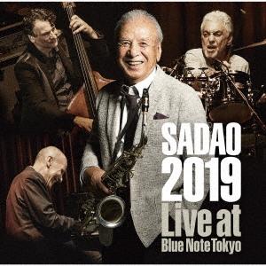 SADAO 2019 ライヴ・アット・ブルーノート・トーキョー CD