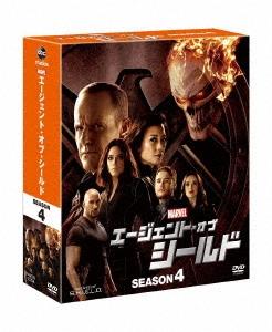 エージェント・オブ・シールド シーズン4 コンパクト BOX DVD