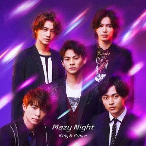 Mazy Night<通常盤> 12cmCD Single