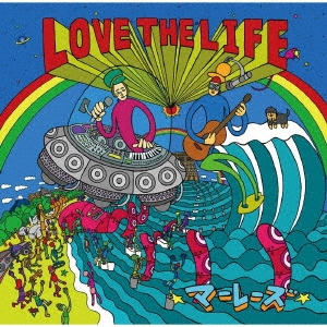 LOVE THE LIFE CD