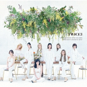 #TWICE3<通常盤/初回仕様> CD