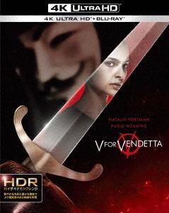 V フォー・ヴェンデッタ [4K Ultra HD Blu-ray+Blu-ray Disc]