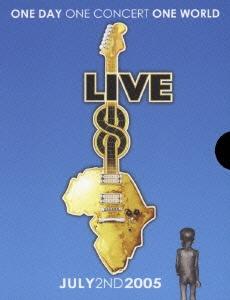 LIVE 8<初回限定特別価格盤>