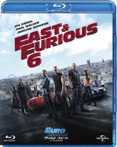 ワイルド・スピード EURO MISSION Blu-ray Disc