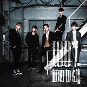 100% (Korea)/How to cry (Type-B)<通常盤>[TS1P-5003]