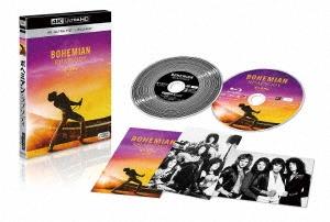 ボヘミアン・ラプソディ [4K Ultra HD Blu-ray Disc+Blu-ray Disc] Ultra HD