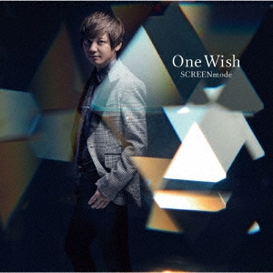 One Wish<アーティスト盤> 12cmCD Single