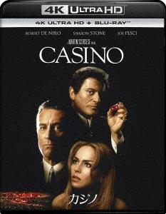 カジノ [4K Ultra HD Blu-ray Disc+Blu-ray Disc]