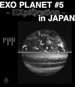 EXO PLANET #5 -EXplOration IN JAPAN-<通常盤> Blu-ray Disc