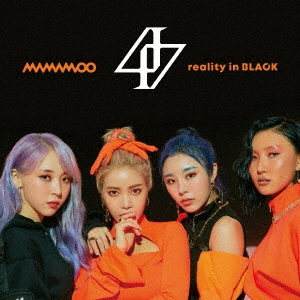 reality in BLACK -Japanese Edition- [CD+DVD]<初回限定盤A> CD