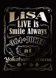 LiVE is Smile Always ~364+JOKER~ at YOKOHAMA ARENA [Blu-ray Disc+CD+グッズ]<完全生産限定盤> Blu-ray Disc