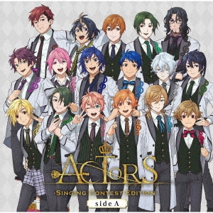 ACTORS-Singing Contest Edition- sideA CD