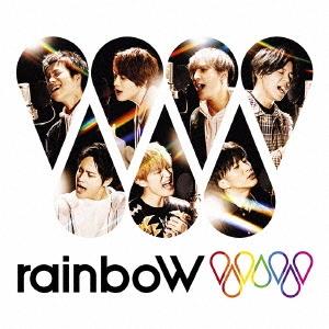 rainboW [2CD+ブックレット]<初回盤B> CD