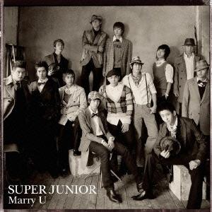 SUPER JUNIOR/Special Single -Marry U-[RZCD-46054]