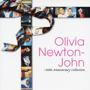オリビア・ニュートン・ジョン ~40周年記念コレクション [10SHM-CD+DVD]<初回生産限定盤>