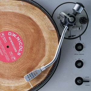 D.W.ニコルズ/ニューレコード [CD+DVD][AVCH-78025B]
