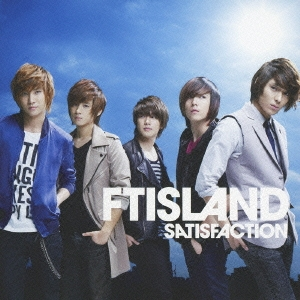 FTISLAND/SATISFACTION [CD+DVD]<初回限定盤A>[WPZL-30269]