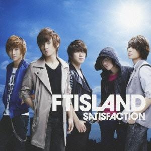 FTISLAND/SATISFACTION [CD+DVD]<初回限定盤B>[WPZL-30271]