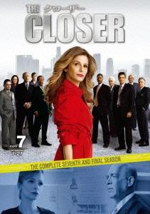 クローザー <ファイナル・シーズン> コンプリート・ボックス DVD