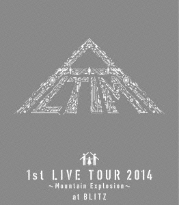 ALTIMA/1st LIVE at BLITZ 2014~Mountain Explosion~<通常盤> Blu-ray Disc