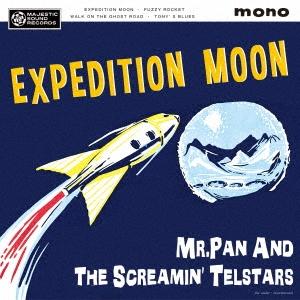 MR.PAN &THE SCREAMIN' TELSTARS/EXPEDITION MOON [7inch+CD]<限定盤>[MSEP-063]