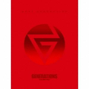 BEST GENERATION [3CD+4DVD+フォトブック+BOX限定フォトブック]<数量限定生産盤> CD